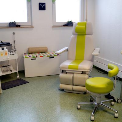 Foto: Behandlungszimmer